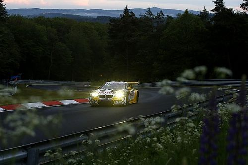 Nurburgring 24h: Yelloly hands ROWE rain-soaked pole