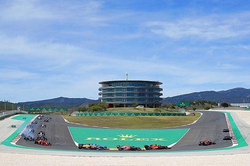 GP de Portugal F1: Timeline vuelta por vuelta