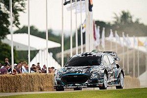 Ford steps up WRC support through Puma development