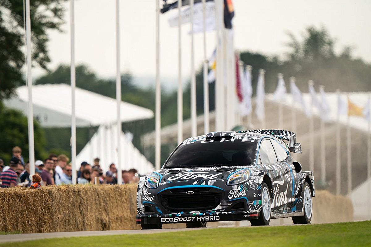 Ford steps up WRC help via Puma growth