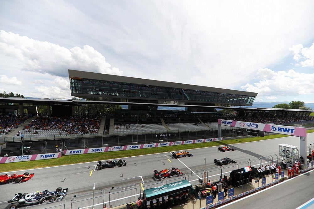 الفورمولا واحد بصدد إتمام قوانين السباقات القصيرة وسط مخاوف خط الحظائر المغلق
