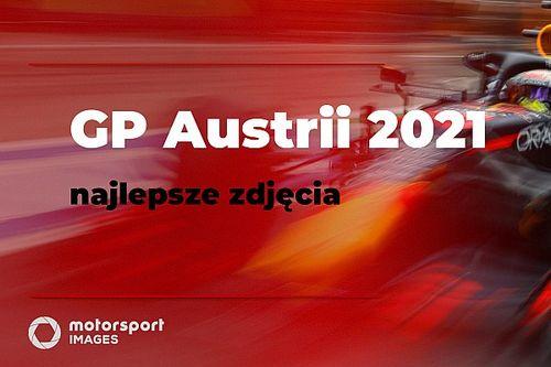 Najlepsze zdjęcia z Grand Prix Austrii