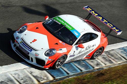 Porsche Cup: Feldmann explica escolha de pintura de McLaren/Senna para temporada
