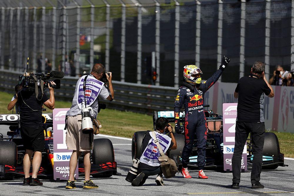 GALERÍA: las fotos del día del GP de Estiria F1