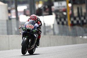 MotoGPイタリア決勝:クアルタラロ逃げ切り今季3勝目。中上貴晶は転倒リタイア