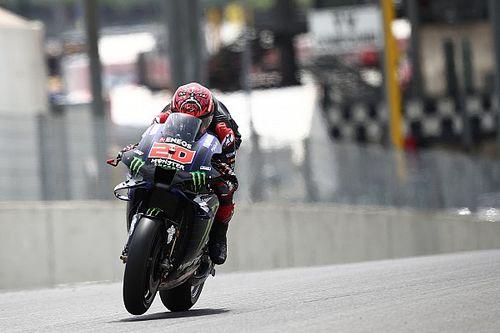 Quartararo claimt pole voor Grand Prix van Italië