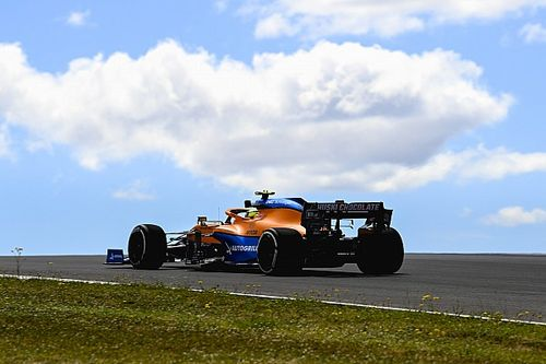 Uitslag: Eerste training F1 Grand Prix van Portugal