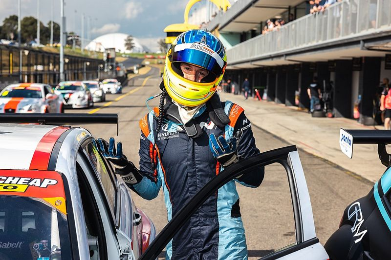 Sydney TCR: Buchan takes career-first win