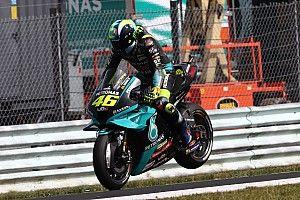 """Rossi: """"Ha sido un día bastante positivo"""""""