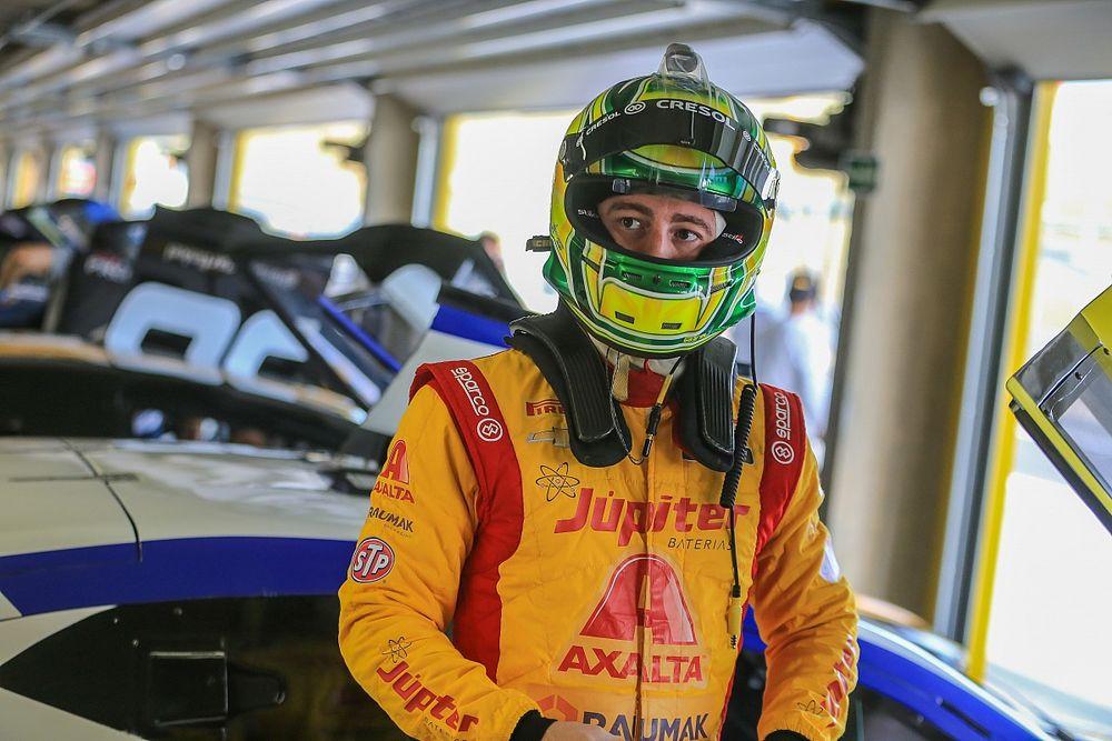 Casagrande supera Camilo e lidera primeiro treino da GT Sprint Race em Interlagos