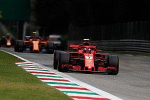 Formel 1 Monza 2018: Die Startaufstellung in Bildern