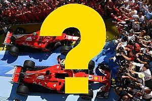 Всего год назад. Вспомните ли вы прошлый Гран При Венгрии?