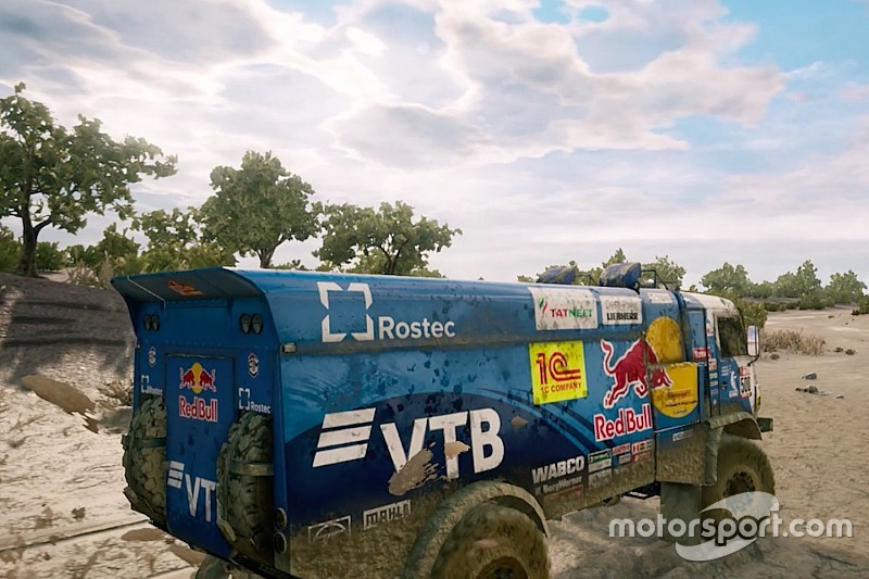 'Dakar 18' lanza una aplicación para copilotos