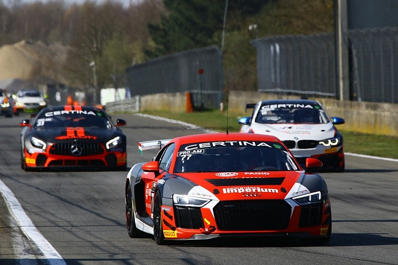 GT4 Európa-bajnokság: Spa a következő forduló Mór Csaba számára