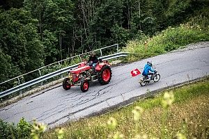 Fotogallery: le immagini più emozionanti della Red Bull Alpenbrevet 2018