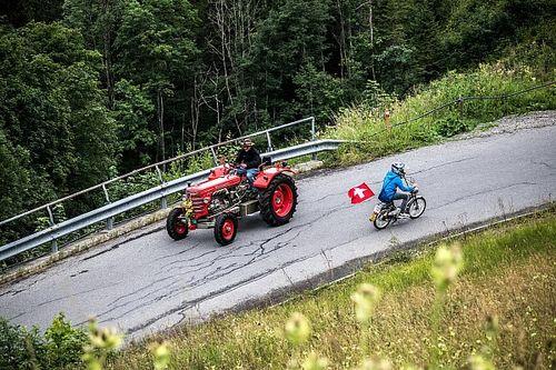 Diaporama : les images les plus émouvantes du Red Bull Alpenbrevet 2018