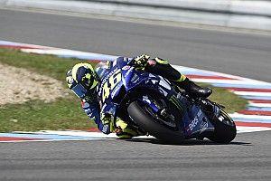 Ernüchterung bei Valentino Rossi: Keine Performance gefunden