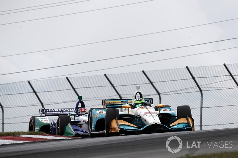 Alonso az IndyCar legújabb autójával tesztel, és már a jövő évi csapata is megvan