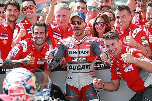 Fotogallery MotoGP: la strepitosa pole di Dovizioso e la Ducati al Gran Premio di Repubblica Ceca