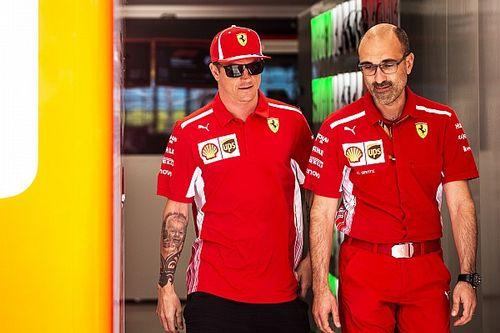 Räikkönen ismét odatette magát, jót trollkodott a sajtótájékoztatón