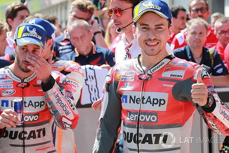 """Lorenzo: """"Pode ser que eu repita a estratégia de Brno"""""""