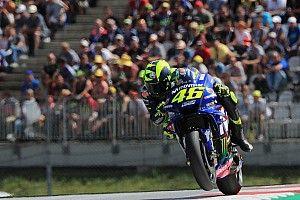 """Rossi: """"Está bien que Yamaha nos pida perdón, pero lo que tiene que hacer es reaccionar"""""""