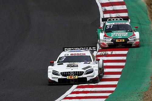 Doppietta Mercedes a Brands Hatch con grande vittoria di Paul Di Resta in Gara 2