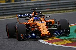 """Alonso tras caer en Q1: """"Sabíamos que Spa y Monza serían complicados"""""""
