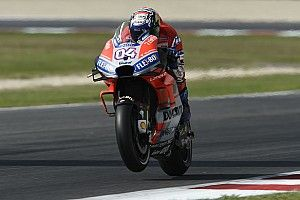 MotoGP San Marino: Dovizioso dominan, Lorenzo terjatuh