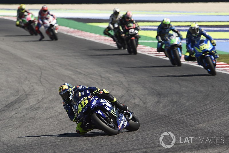 "Rossi: Third in championship ""miraculous"" amid Yamaha woes"