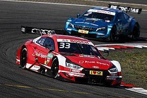 DTM Nurburgring: Sapu bersih Rast di Nurburgring