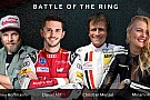 Battle of the Ring: Promi-Vierkampf auf ADAC SimRacing Expo