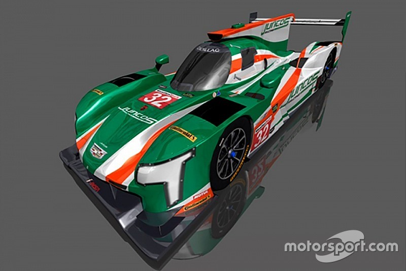 Juncos confirms single-car Cadillac campaign for 2019