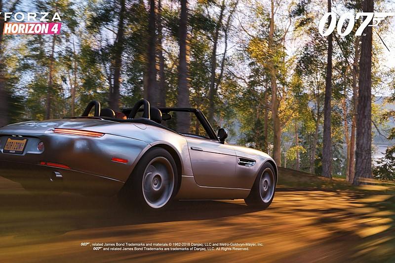 James Bond autók a Forza Horizon 4-ben: micsoda csomag?!