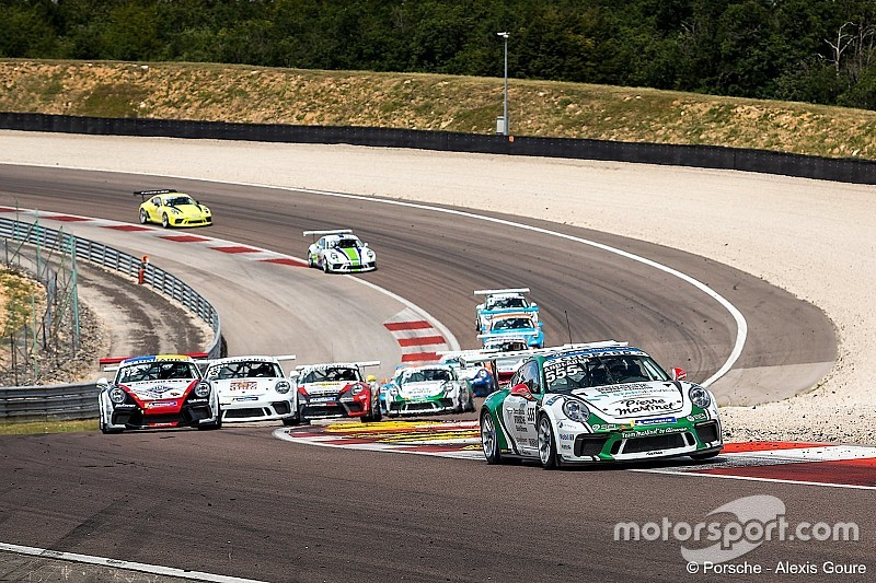 """Émeric Tougeron - Porsche Carrera Cup France : """"Ne pas nous relâcher"""""""