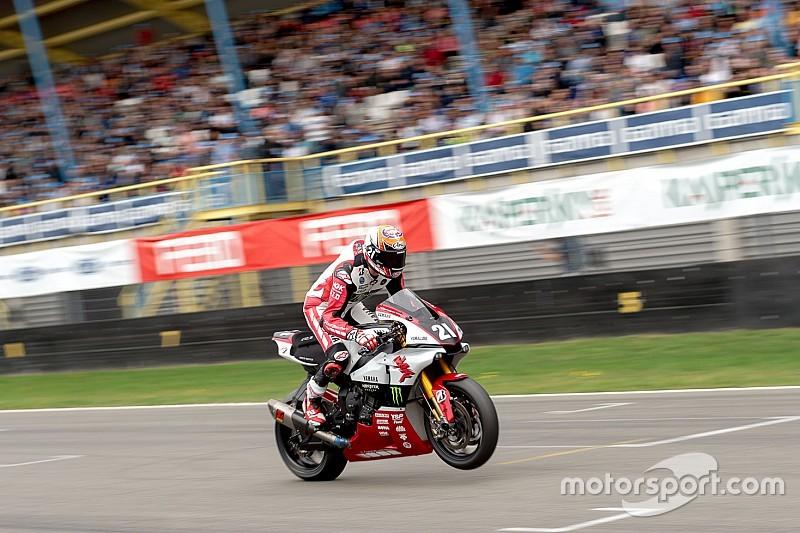 """Van der Mark: """"MotoGP-overstap niet concreet geweest, wereldtitel als doel"""""""