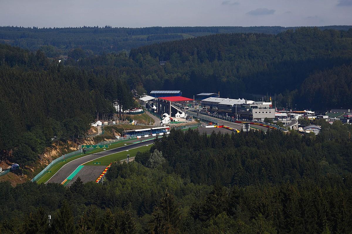 F1: ecco gli orari TV di RSI, Sky e Canal+ del weekend del GP del Belgio