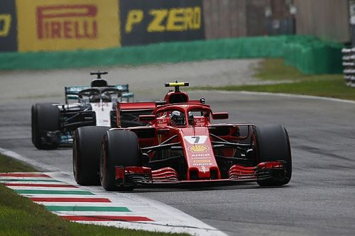 "Raikkonen: Ferrari pace means Monza defeat ""hard to take"""