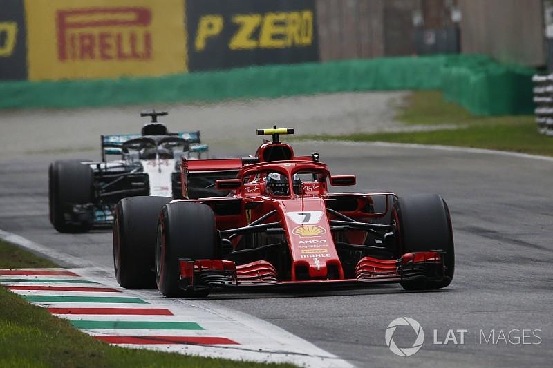 "Raikkonen: Ferrari pace means Monza defeat ""hard to take"""