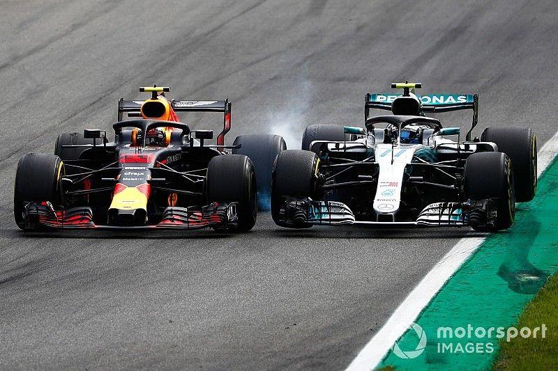 Verstappen está convencido de que fue tratado injustamente en Monza