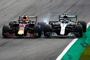 Other drivers got away with worse at Monza - Verstappen