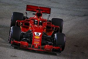 """Vettel : """"Je crois toujours que nous avons une chance"""""""