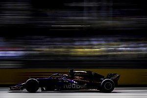 Honda, yeni motor güncellemesini Rusya'ya getirdi, Gasly ve Hartley ceza alacak
