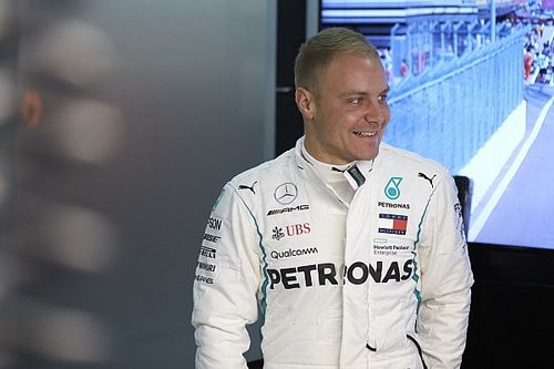 Bottas nyerte az Orosz Nagydíj időmérőjét Hamilton és Vettel előtt: rendkívül messze a Ferrari