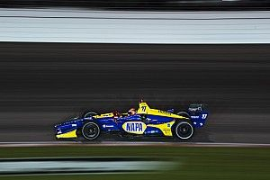 Rossi says aggressive tactics needed to win IndyCar title