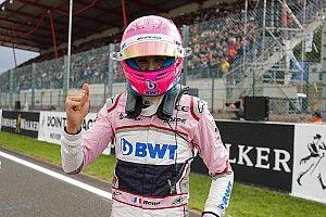 """Le Force India in seconda fila a Spa: """"Un orgoglio per il team e in gara può succedere di tutto"""""""