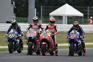 Rossi: Yamaha harus samai level Ducati-Honda
