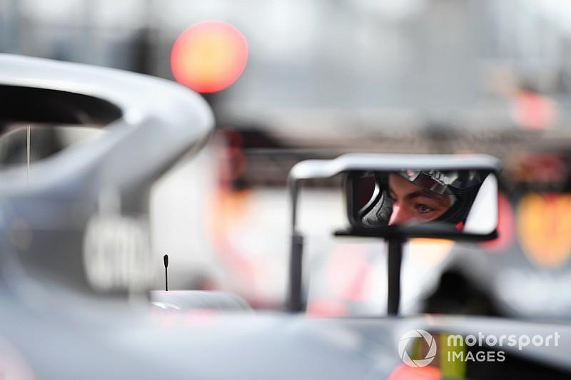 Yaptığı harika start Verstappen'i bile şaşırttı