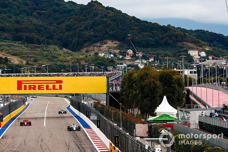 Bottas desconfía del ritmo de Ferrari en Sochi