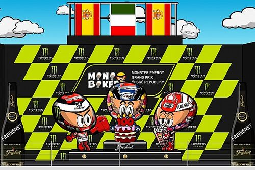 Video: el GP de la República Checa 2018 de MotoGP, por MiniBikers